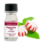 Peppermint Oil Natural - 0.125 oz