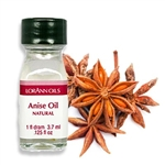 Anise Oil, Natural Flavor - 0.125 oz