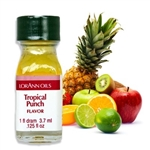 Tropical Punch Flavor (Passion Fruit) - 0.125 oz
