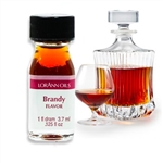 Brandy Food Flavoring - 0.125 oz