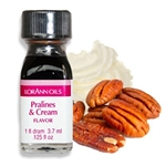 Pralines and Cream Flavor - 0.125 oz