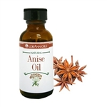 Anise Oil, Natural - 4 oz
