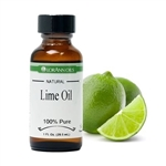 Lime Oil, Natural - 4 oz