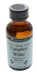Camphor Oil (White), Natural - 1 oz