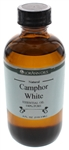 Camphor Oil (White), Natural - 4 oz