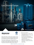 Neptune Low Volume Pump Bulletin