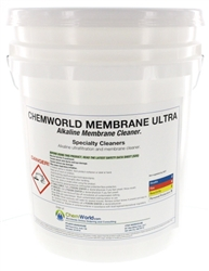 Membrane Cleaner (Alkaline based) - 5 Gallons