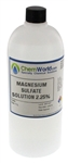 Magnesium Sulfate Solution 2.25%