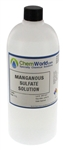 Manganous Sulfate Solution