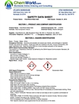 ChemWorld Metal Safe SDS