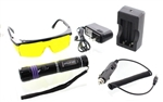ReChargeable Fluorescent Leak Detection Light