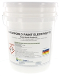 Paint Booth Industrial Electrolyte