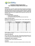 ChemWorld Inhibited Propylene Glycol Product Bulletin
