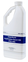 PolyEthylene Glycol (PEG) 400 - 32 oz