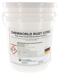 Rust CITRIC: Rust, Oxide, Scale, & Corrosion Removers