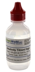 Alkalinity Titrant High, 60 mL