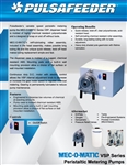 Tech Sheet  MEC-O-MATIC VSP SERIES