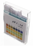1 to 14 pH Testing Strips (minimum order 1,000 tests)