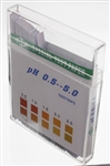 0.5 to 5.0 pH Testing Strips