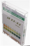 5.5 to 9.0 pH Testing Strips