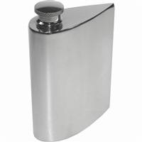 Pewter Tear drop Shaped Hip Flask