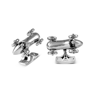 Vintage Car Cufflinks with Moving Wheels by Deakin & Francis