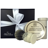 The Traveller Shaving Gift Box
