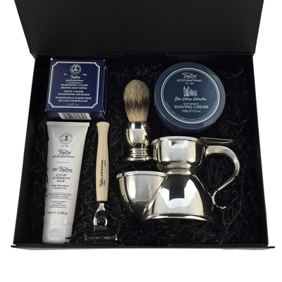 The Royal Greenwich Complete Shaving Gift Box