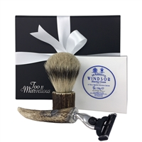 The Windsor Gentleman's Shaving Gift Set
