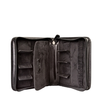 The Atella Luxury Italian Leather Gent's Watch Case