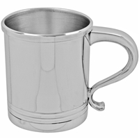 English Pewter Moscow Mule Cup