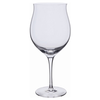 Pair Plain Grand Cru Wine Glasses. Wine Master Range by Dartington Crystal