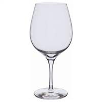 Pair Plain Merlot Wine Glasses. Wine Master Range by Dartington Crystal