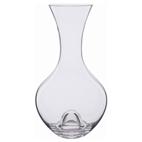 Plain Wine Carafe. Wine Master Range by Dartington Crystal