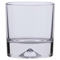 Pair Dimple Range Double Old Fashioned Whisky Tumblers by Dartington Crystal