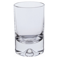 Pair Dimple Range Crystal Shot Glasses by Dartington Crystal