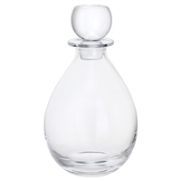 Connoisseur Whisky Low Decanter by Dartington Crystal