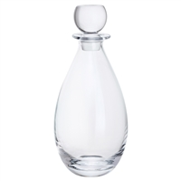 Connoisseur Whisky Tall Decanter by Dartington Crystal