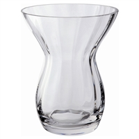 Crystal Posy Vase from the Florabundance Range by Dartington Crystal