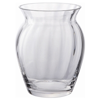 Crystal Tulip Vase from the Florabundance Range by Dartington Crystal