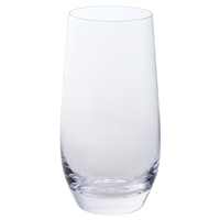 Pair of Traditional Crystal Highball Tumbler Glasses by Dartington Crystal