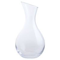 Simple Crystal Everyday Wine Carafe by Dartington Crystal