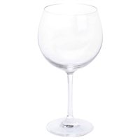 Pair of Simple Crystal Everyday Gin & Tonic Copa Glasses by Dartington Crystal