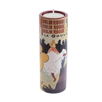 Porcelain Tea Light Candle Holder Lautrec Moulin Rouge by John Beswick