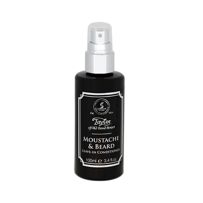 Moustache & Beard Leave In Conditioner. 100ml Pump Spray