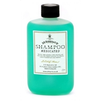 Medicated Shampoo by D R Harris, 100ml Bottle.