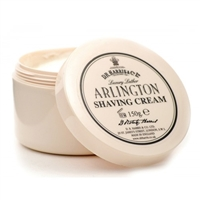 Arlington Luxury Lather Shaving Cream Bowl, 150g by D R Harris.