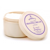 Lavender Luxury Lather Shaving Cream Bowl, 150g by D R Harris.