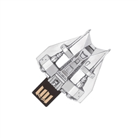 Star Wars Pewter Snowspeeder USB Memory Stick. 16GB