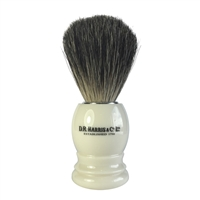 Ivory Coloured Badger Bristle Shaving Brush by D R Harris